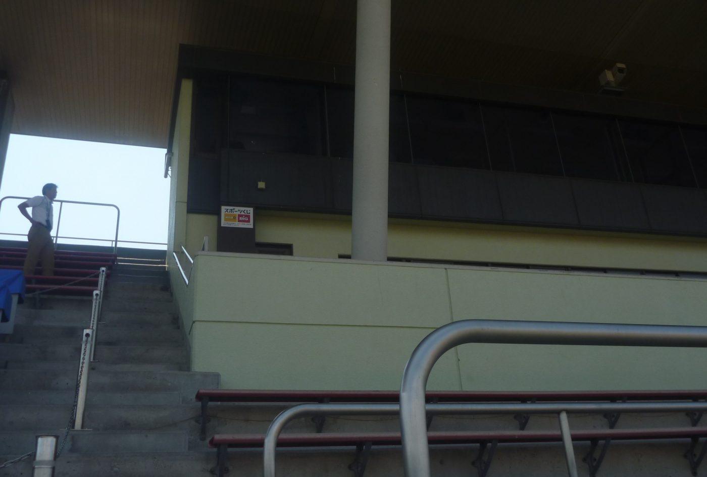 スポーツくじロゴマーク等看板表示の写真2