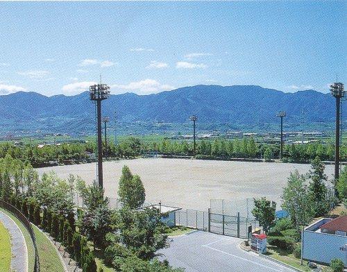 球技場外観写真