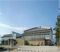 武道館外観写真