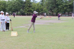 エンジョイ グラウンド・ゴルフ教室の様子2