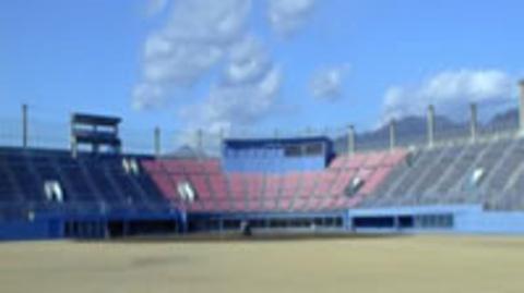 山日YBS球場
