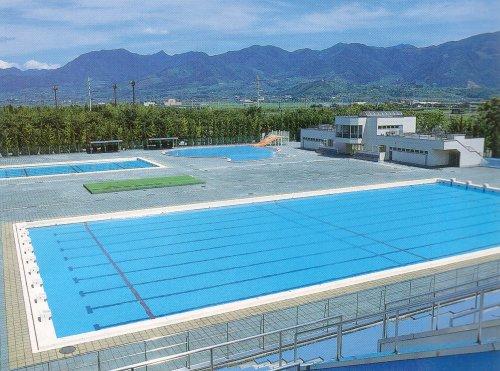 水泳場写真